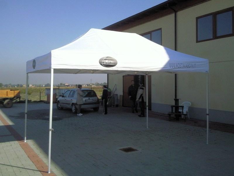 Gazebo pieghevole professionale pro tenda correggio reggio